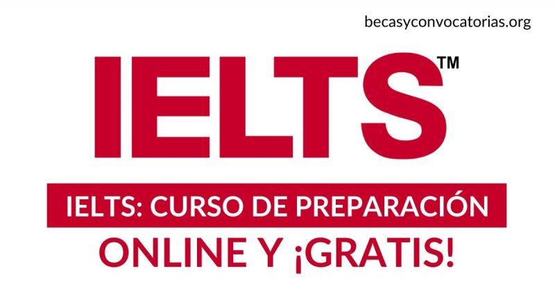 IELTS Curso de preparación online ¡Gratis!
