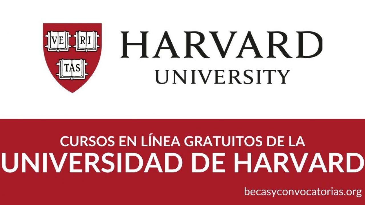 Accede A Los Cursos Gratuitos Y En Linea De La Universidad De Harvard En Diferentes Areas