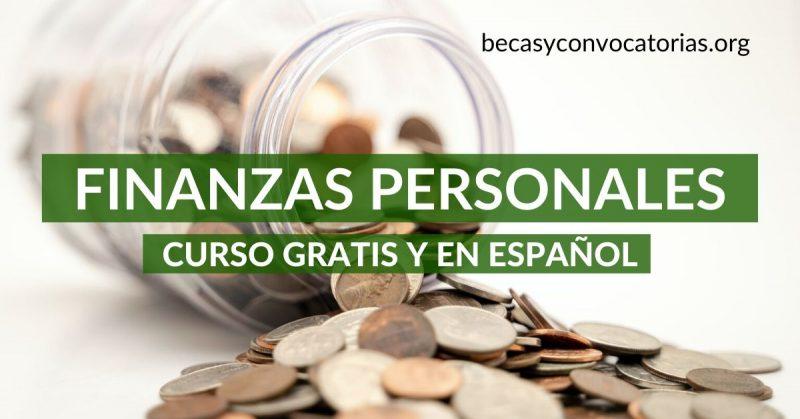 Curso gratis en finanzas personales para hacer desde la casa