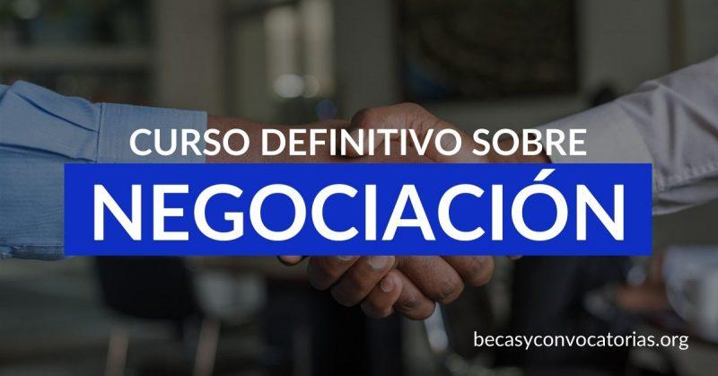 El Tecnológico de Monterrey ofrece su curso sobre negociación y comunicación efectiva ¡Totalmente gratis!