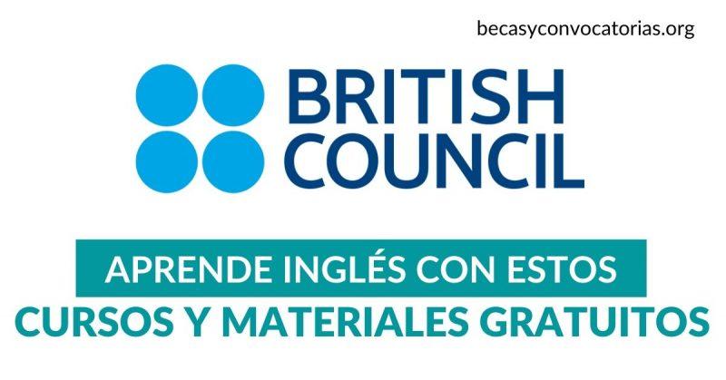 British Council Cursos gratuitos para aprender inglés en cualquier parte