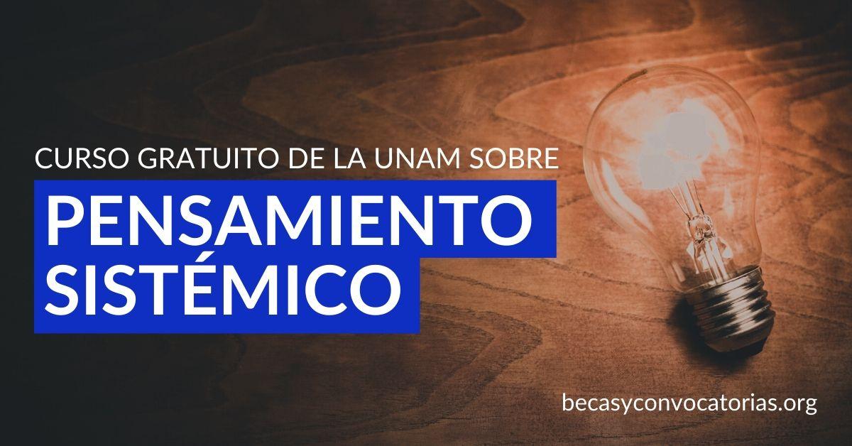 Pensamiento Sistémico Curso gratis de la UNAM