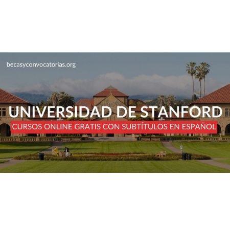 cursos de stanford con subtitulos en espanol totalmente gratis
