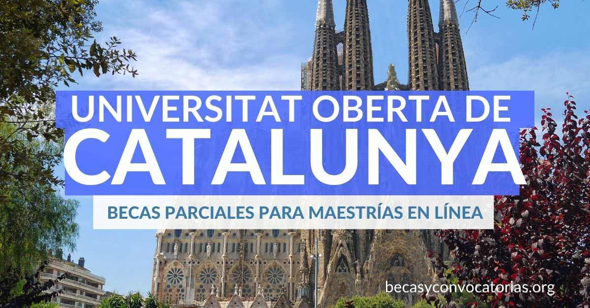 becas maestria latinoamericanos en linea