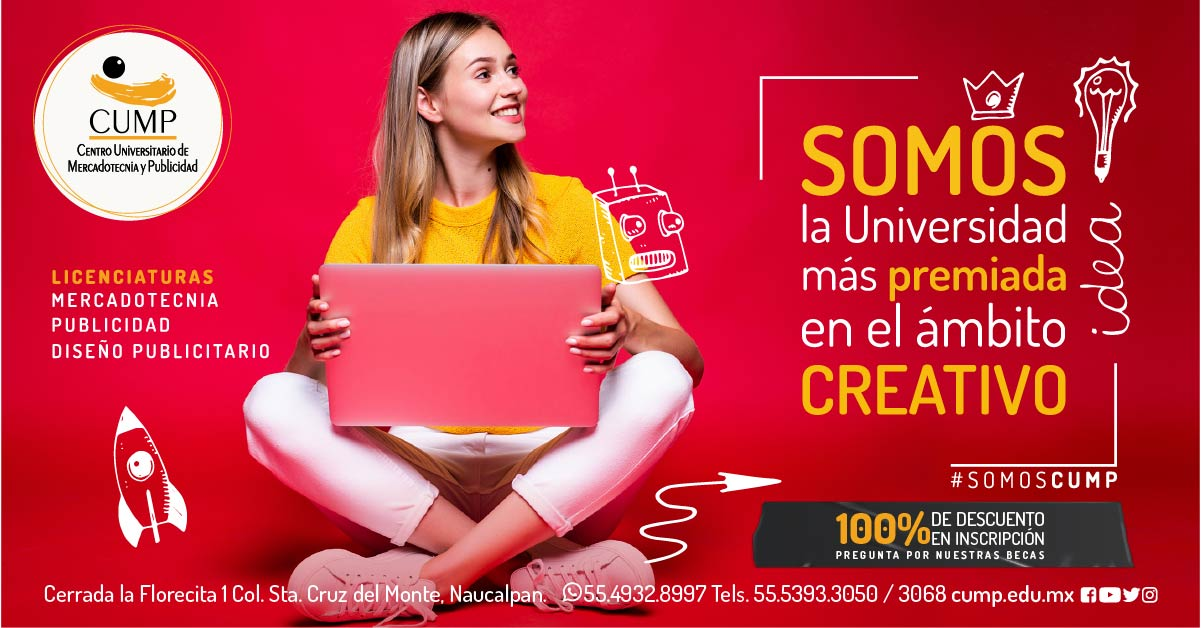 licenciaturas cump México
