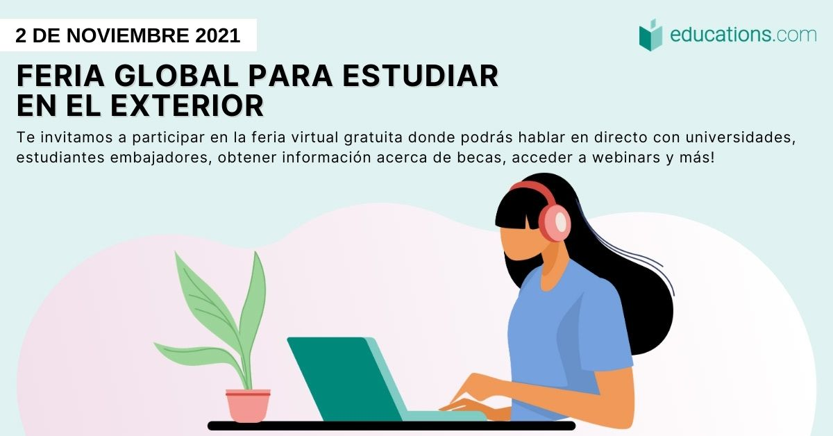 Feria Virtual de Estudios en el Exterior